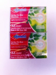 10-Pack-GreenLight-Diamond-Strike-on-Box-32-Count-Matches-0