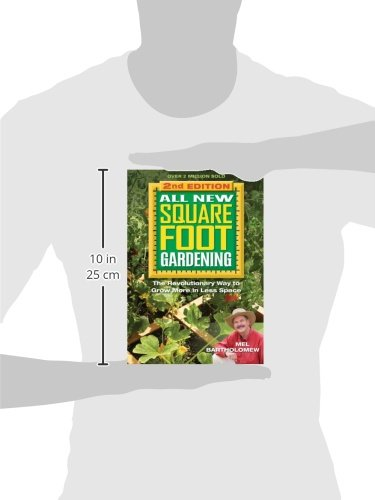 All New Square Foot Gardening Ii The Revolutionary Way To Grow More In Less Space Bug Out Reviews