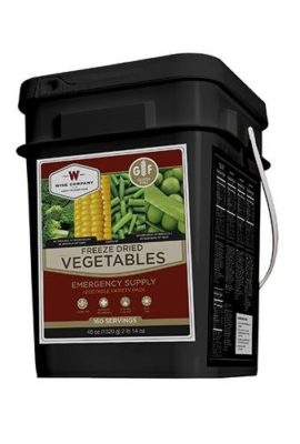 Wise-Foods-Freeze-Dried-Vegetable-160-Servings-Gluten-Free-Black-0